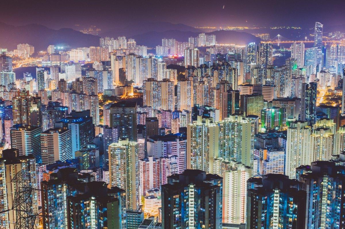 Manger français à Hong Kong