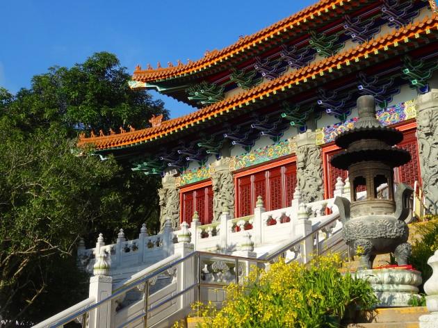 po-lin monastère
