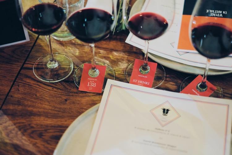 Club des Vins par Nicolas et Penfolds - Photo @JohnnyBGoode