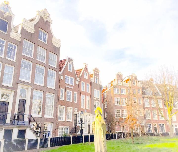 amsterdam-begijnhof