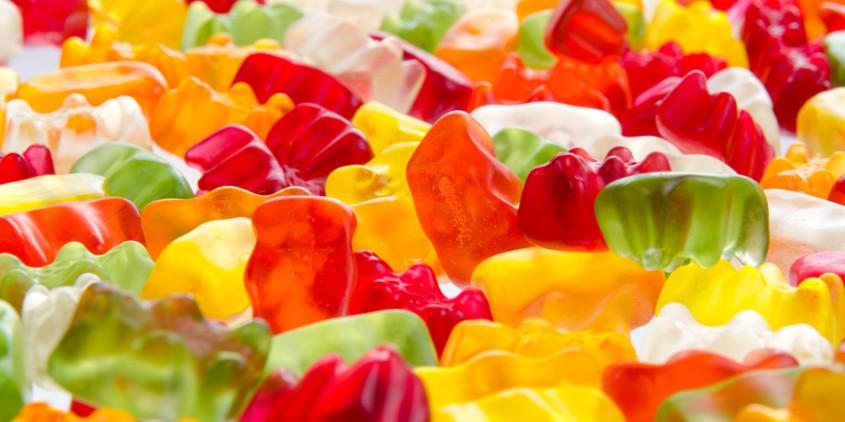 Sweet Jelly Teddies