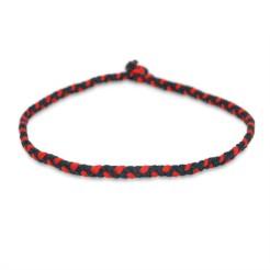 Headband Rouge & Noir