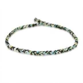 Headband Multicolore Jaune