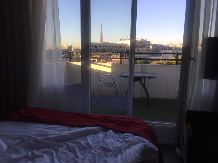 Vue Hôtel Etoile Saint Honoré Paris