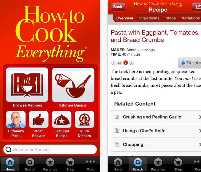 how-to-cook-everything-application