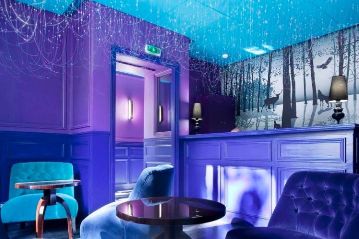 Une nuit à l'hôtel Original Paris