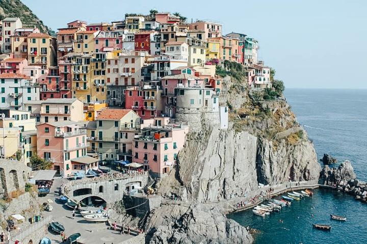 Road trip dans les Cinque Terres : au coeur de la Riviera Italienne!
